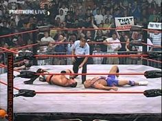 Kurt Angle Vs. AJ Styles (SV 2008)