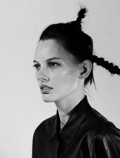 faces of tomorrow | amanda murphy by collier schorr for self service ss 14