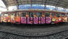 Rikart: A SPECIAL TRAIN IN PRAGUE FOR ELNINO