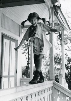 Pippi longstocking should be every childs icon