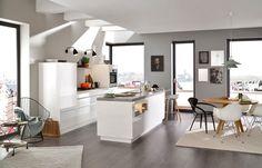 Uporządkowana i funkcjonalna przestrzeń w kuchni