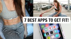 B E S T! My 7 Best Health and Fitness Apps to lose weight, tone up, get stronger, run faster, de-stress, exercise and feel motivated! This video is full of my favourite apps on my phone that I use to help me get closer to my body goals! I've linked all of them in this video but if you have any other favourites let me know! https://www.youtube.com/watch?v=mooOn_kDdB4