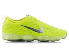 Nike Women's Zoom Fit Agility Shoe - Volt