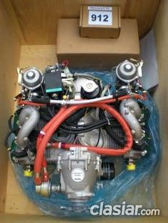 Vendo Rotax 912 ULS 100 HP http://capiovi.clasiar.com/vendo-rotax-912-uls-100-hp-id-259596