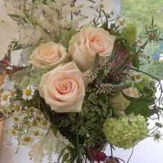 Beautiful bouquet by Stems Design