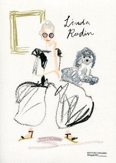 Linda Rodin »instagram