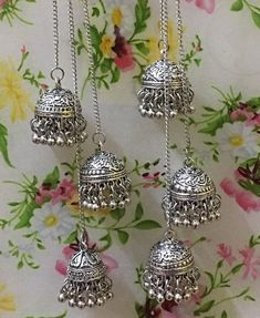 Types of Indian Jewelry Designs – Fashion Asia India Jewelry, Ethnic Jewelry, Jewelery, Silver Jewelry, Irish Jewelry, Silver Jewellery Indian, Antique Jewellery, Jewellery Box, Oxidised Jewellery