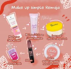 Makeup Set, Diy Makeup, Makeup On Fleek, Skin Care Masks, Face Skin Care, Skin Care Routine Steps, Hair Care Routine, Lip Care, Body Care