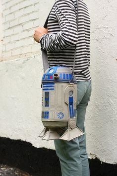 Star Wars R2-D2 Felt Purse