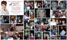 Women In Heels Event - Tues. Jan. 6th - London Ontario.