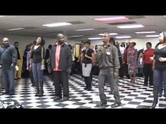 Jamie Foxx line dance. Wow! This is a tough one. Yet I will get it. Lol