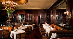 Bull & Bear Steakhouse, Waldorf Astoria NYC