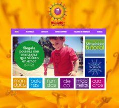 Visita mi pagina web: www.regalosketransforman.com
