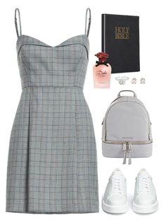"""Going to church."" by veronica-jasmine ❤ liked on Polyvore featuring MICHAEL Michael Kors, Robert Clergerie, Dolce&Gabbana, Tiffany & Co., cute and kawaii"