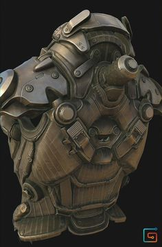 Paweł Łyczkowski from GameTextures gave a little talk on how he creates cloth and metal materials in Substance Designer and Substance Painter Smart Materials, Speed Paint, Zbrush, Art Tutorials, Art Day, Game Art, Fantasy Art, Armour, Concept Art