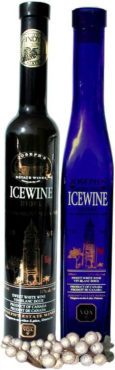 Canadian Holiday - Icewine- Canada is Famous for its Ice Wine