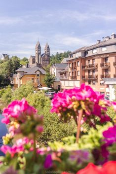 A quick guide to the best things to do in Clervaux, a quaint town in northern Luxembourg, central Europe. Best things to do in the pretty city of Clervaux; abbey, castle, museums, and views!