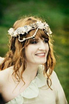 Florence Welch- Florence & the Machine Florence The Machines, Florence And The Machine, Elizabeth Olsen, Scarlett Johansson, Pretty People, Beautiful People, Beautiful Things, Beautiful Celebrities, Beautiful Women