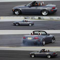 @johnxbreezy | #TopMiata #mazda #miata #mx5 #eunos #roadster