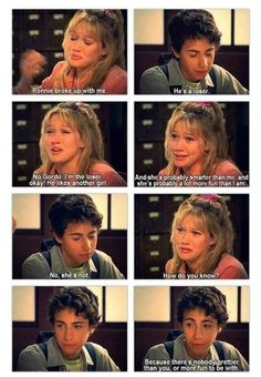Lizzie McGuire back in the good ole days... Where's my Gordo??