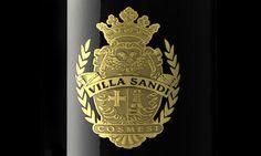 Villa Sandi Porsche Logo, Villa, Logos, Logo, Fork, Villas