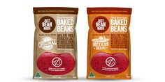 JBM Homestyle Baked Beans Packaging