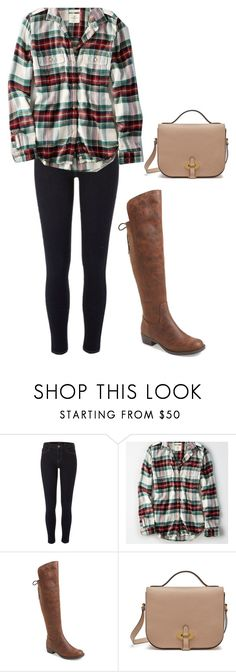 """""""Untitled #684"""" by karinasoto39 on Polyvore featuring River Island, American Eagle Outfitters, BC Footwear and Mulberry"""