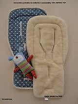 Bugaboo Universal Seat Liner Merino / Wool Seat Liner