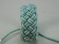 knotted bracelet.  #whatknotshop