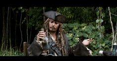 Rum?? w/ Jack Sparrow? SURE! ;-)