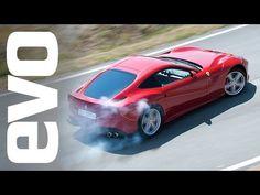 Ferrari F12berlinetta and 599 GTO Review [evo]