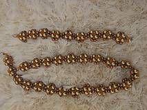 Náhrdelníky - Náhrdelník+náramok - 6679908_ Bracelets, Gold, Jewelry, Fashion, Bangle Bracelets, Jewellery Making, Moda, Jewerly, Jewelery