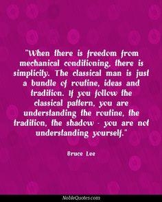 Bruce Lee Quotes | http://noblequotes.com/
