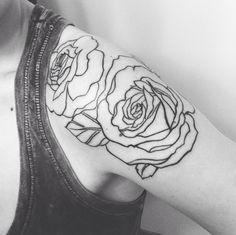 rose tattoo - perfect