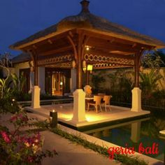 Pat-Mase Villas is a place so calming and serene that it is sure to change guests forever. Situated just 2 minutes from the white sands of #Jimbaran Beach on the southern tip of #Bali, and just 15 minutes from the #airport. 'Pat-Mase allows you to escape the monotony of standard hotel accommodation, and lets you leave the stresses of #modern life behind.  Book your #villa #hotel #accommodation with us get the best rate offers. for futher inquiries email to; info@geriabalivacation.com hashtag #geriabali to see our collection and get featured www.geriabalivacation.com  #beautifuldestination #roomcritic #destinosmaravilhososbyeli #hgtv #theluxurylifestylemagazine #tgif #thegoldlist #luxury #holiday #tbt #vacation #honeymoon #luxuryworldtraveler #luxwt #travellerworld #trip #balivilla #pinktrotters #visitpic #indonesia #vscocam #balivilla #nevergoingtoboycottbali #holiday Jimbaran Bali, Outside Living, Outdoor Living, Zen, Small Pool Design, Cozy Nook, Amazing Spaces, Cool Pools, Pool Designs