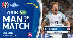 Eric Dier Man Of The Match
