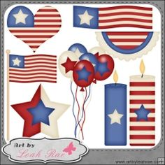 july 4th clipart funny