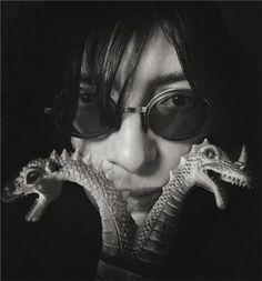 Joey Ramone. So cool.