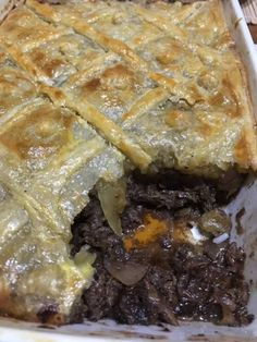 French Delicacies Essentials - Some Uncomplicated Strategies For Newbies Wildspastei Venison Pie, Venison Recipes, Meat Recipes, Cooking Recipes, Recipies, Game Recipes, Beef, Vegetable Recipes, Cooking Tips