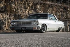 1964 Chevrolet Chevelle Pro Touring Street Rod Air ride suspension Click to Find out more - http://fastmusclecar.com/1964-chevrolet-chevelle-pro-touring-street-rod-air-ride-suspension/ COMMENT.