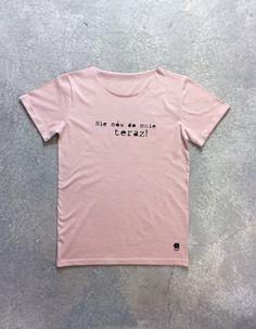 T-shirt Nie mów