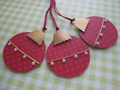 Ornament Tags