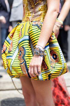 African Fashion Week Men | Street Style Day One Milan Menswear 2012/2013 THE CLASH!