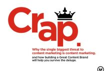 Why the biggest single threat to content marketing is content marketing