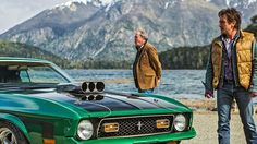 """""""If I were nine, this'd be tremendous! But I'm not."""" -Jeremy Clarkson // I couldn't agree more, not just about the Mach 1, but almost all muscle cars."""