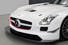 2010 Mercedes-Benz SLS AMG GT3 Image