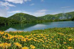 Lake Tbikeli ... Adjara _ Georgia_ტბიკელი _ აჭარა