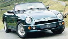 The RV8 was developed by Rover Special Products, using the new Heritage produced shells and Rover V8 engines.