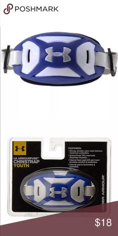 Hybrid Chin Strap for Youth EvoShield