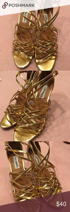 Steve Madden heels Sz 7.5 Steve Madden Shoes Heels